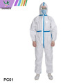Disposable Medical Personal Protective clothing Suits