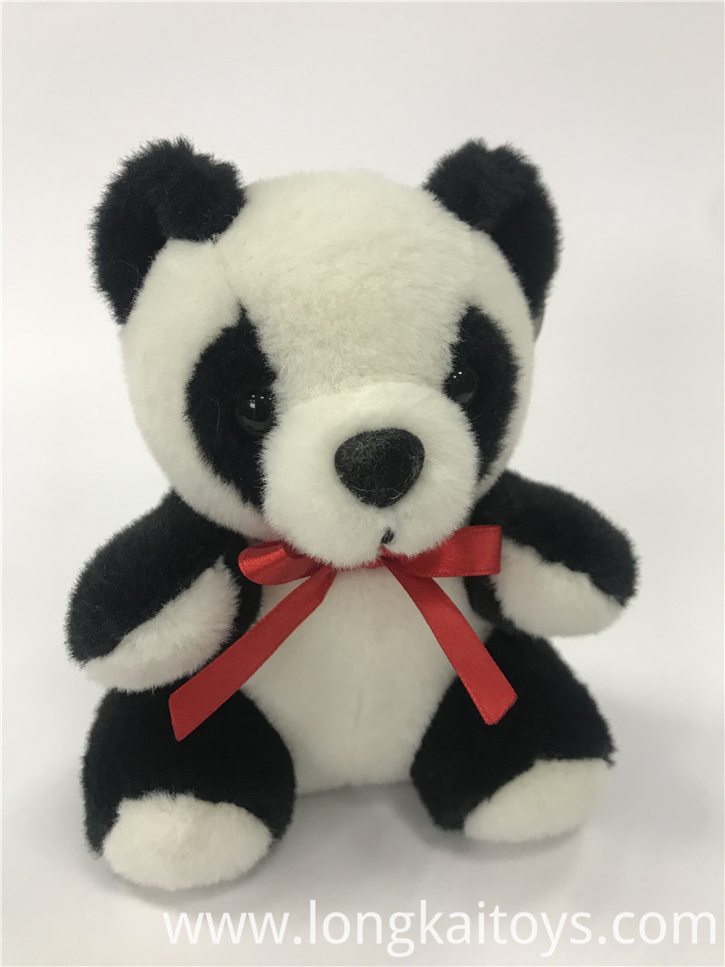 Soft Panda Bear Toy
