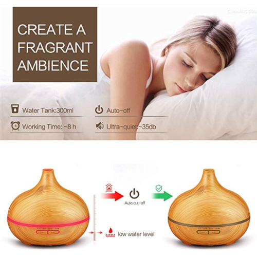 Amazon Electric Room Aromatherapy Essential Oil Diffuser