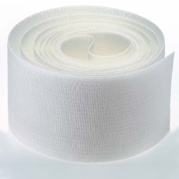 Disposable medical plaster bandage