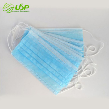Disposable Protection Earloop Face Mask 3 Ply