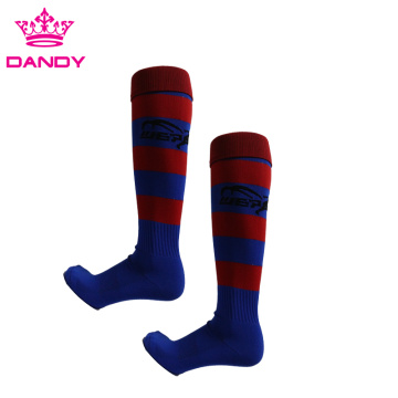 Customized Logo Sports Rugby Socks