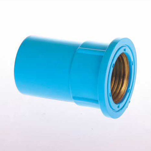 Faucet Socket With Metal Lnsert