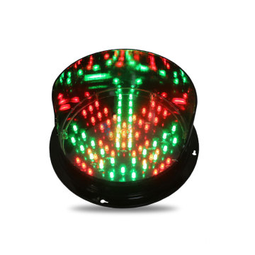 200mm 220v red green led traffic light module