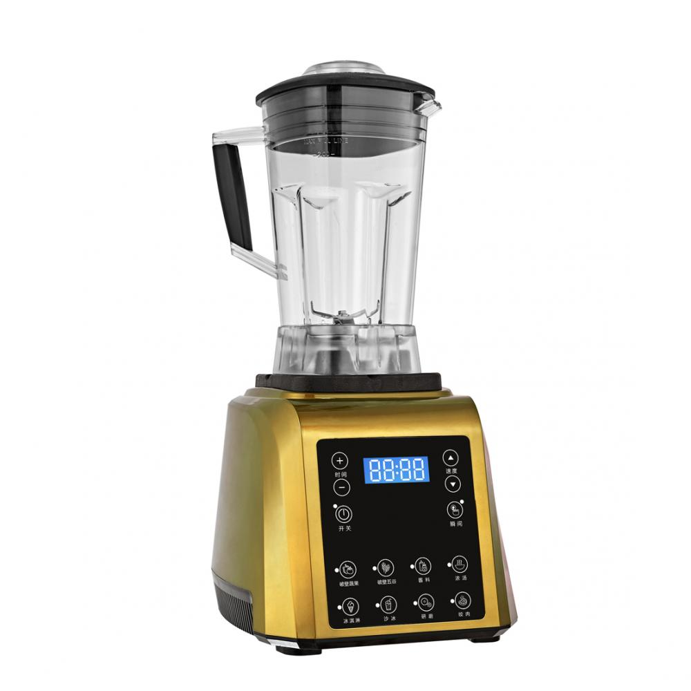 Commercial Electric Appliance Manual Blender With Push Button Juicer Fruit