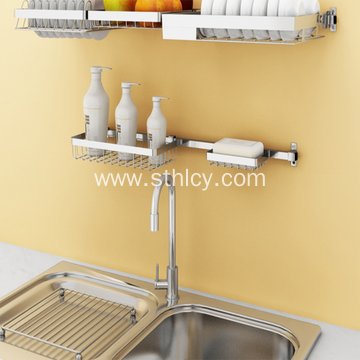 Multifunctional Kitchen Dish Rack