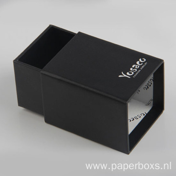 Custom Sliding Rigid Cardboard Box Packaging Gift Boxes