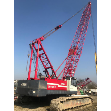 Lattice Boom Crawler Crane
