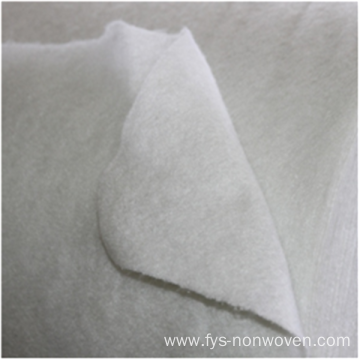 Polyester Non-Woven White Needle Cotton