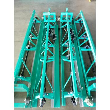 Super quality metal plate frame concrete leveling machine
