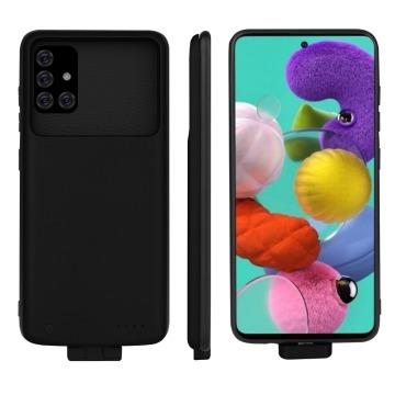 5000 Mah Battery Case For Samsung Galaxy A51 A51 5G Power Case Bank Smart For Samsung Galaxy A51 5G Battery Charger Case