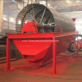 Mobile Gold Trommel Screen For Alluvial Washing Plant