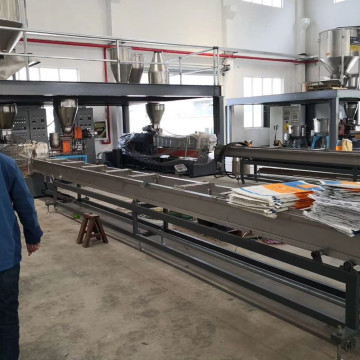Plastic Twin Screw Extrusion Line