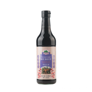 500ml Less Salt Light Soy Sauce