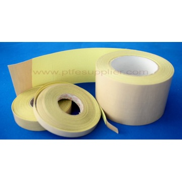 PTFE Coated Fiberglass Silicone Tape