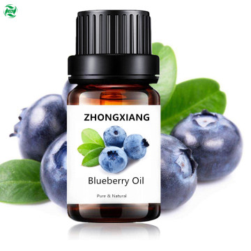 Stock Pure Food Flavor Formula Oil Blueberry Oil