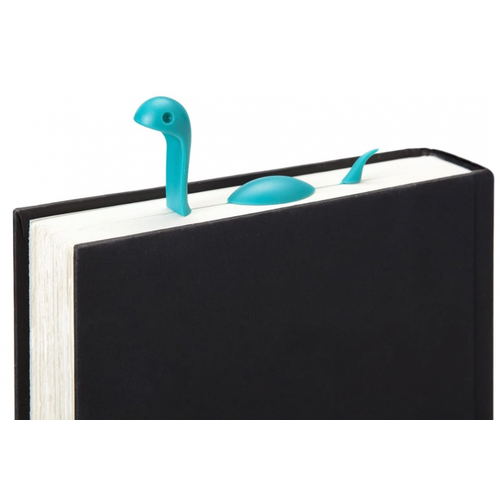 Custom Silicone Nessie Bookmark