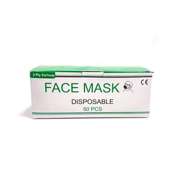 Wholesale Disposable Surgical Face Mask