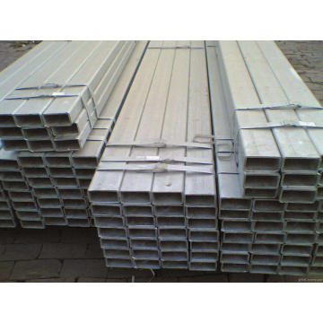 Tubular Steel Galvanized Square Tubing for Frame
