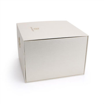 Custom Promotional Cosmetic Drawer Paper Packaging Box