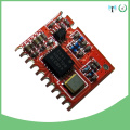 2pcs 433MHz RF module 4463 chip original Long-Distance communication Receiver and Transmitter SPI IOT and 2pcs 433 MHz antenna