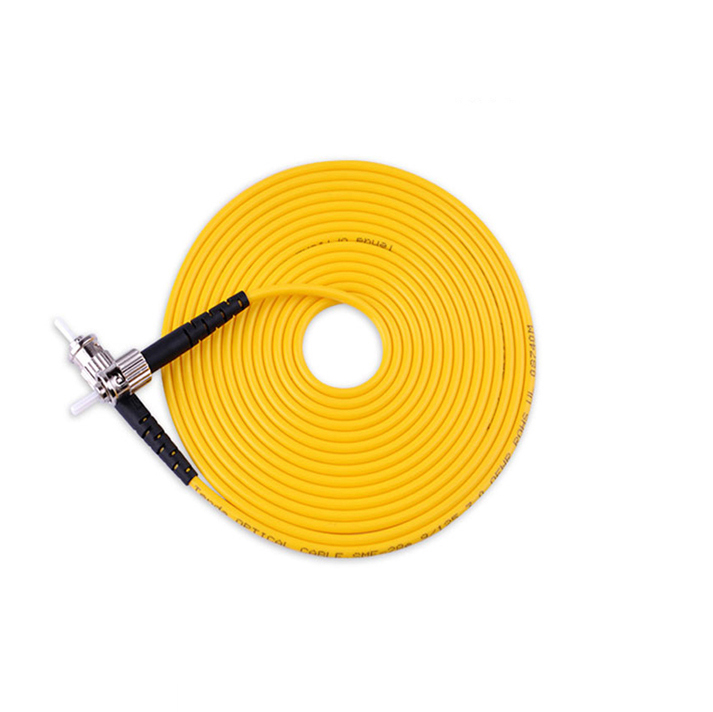 Single mode ST Fiber Patch Cord