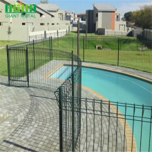 Garden Decoration Welded Fence Roll Top Fence