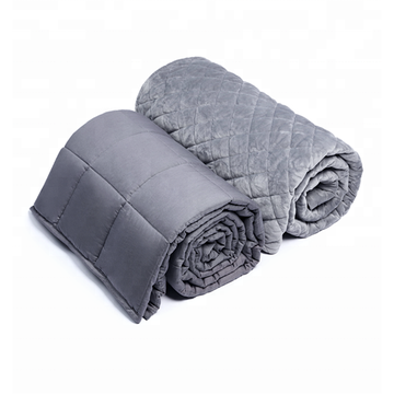 Comforting Sleep PremiumHeavy Weighted Blanket for Men