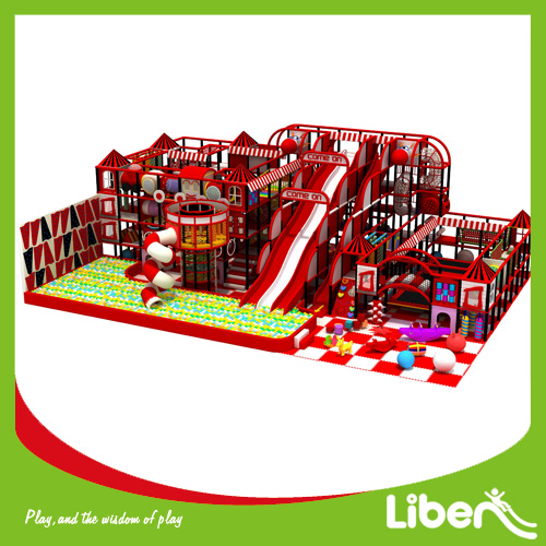 Indoor playground for infants early child