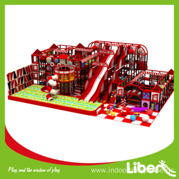 Nursery school daycare church indoor playground