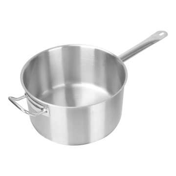 Stainless Steel Compound Bottom Sauce Pot