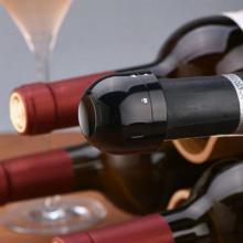 Red Wine Bottle Cap Stopper ABS Wine Keeper Vacuum Sealer Wine Stopper Fresh Champagne Cork Stopper Kitchen Bar Tools Gadgets