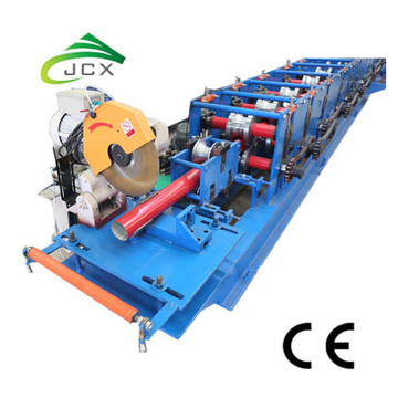 Round Rain Water Downpipe Forming Machine