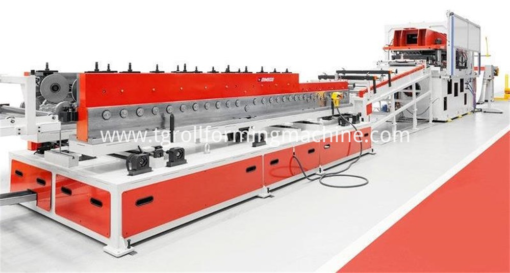 Cable Tray Punching Machine