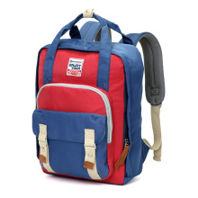 Suissewin student leisure multi-layer dual-use bag
