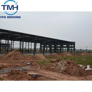 2020 factory most popular steel frames structure workshop