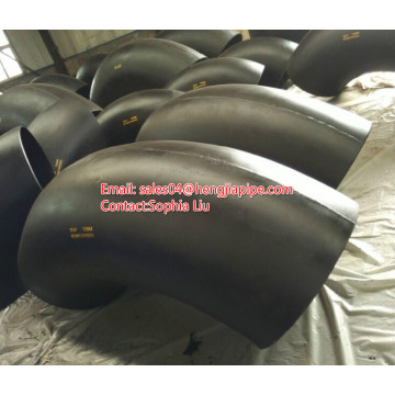 ANSI B16.9 seamless pipe elbow welded pipe elbow