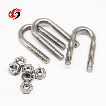 different types galvanized foundation bolt u bolt