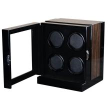 Quad Rotor Watch Winder Hold Four Watches