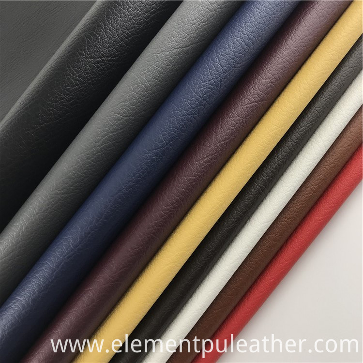 PVC Leather Spunlace Backing
