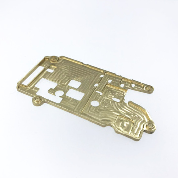 Custom CNC Milling Machining Brass Parts Service