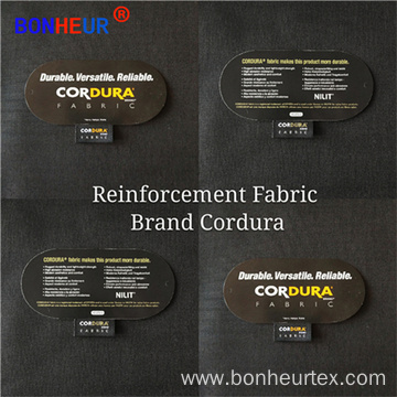 500D 1000D Nylon Cordura Reinforcement Fabric