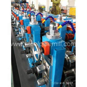 ERW oval tube mill