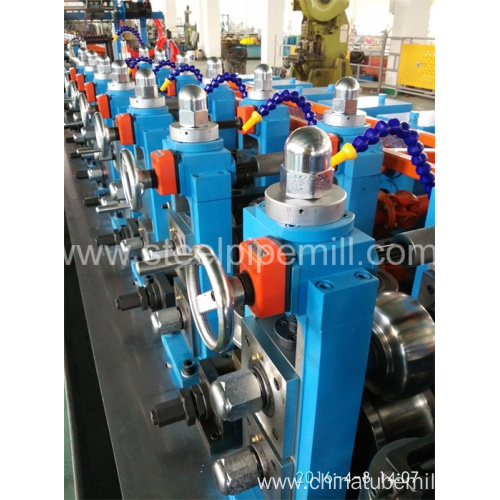 precision steel pipe wedling machine