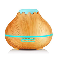 Amazon Wood Grain Oil Diffuser With Timer Setting