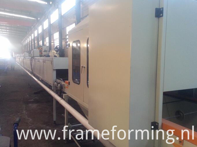 stone coated tile production line D5