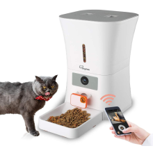 HD Pet Camera Treat Dispenser