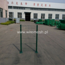 Triangular Bending Triton Mesh Fence Panel
