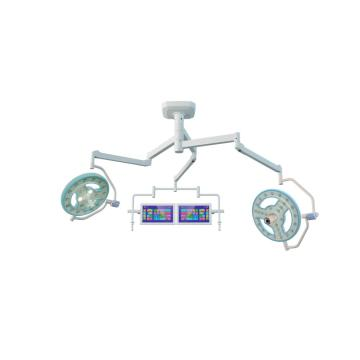 Hollow CreLed 5700/5500 Ceiling Mounted Surgical Lamp
