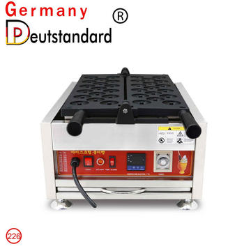 Digitalanzeige 16 Loch Mini Donut Maker